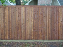 Spruce Fence Styles Duck Fence Amp Deck