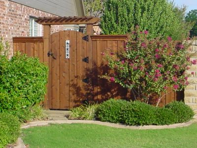 Deck Gate Plans Good Home Uamp Garden Project Plans With Deck