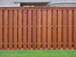 Cedar Fence Styles Duck Fence Amp Deck